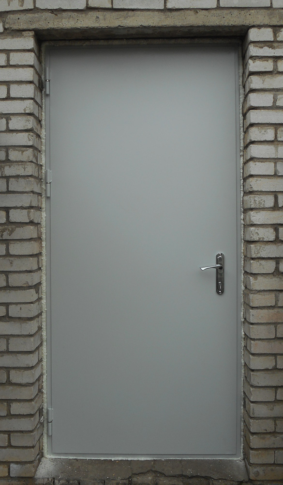 купить металлические двери в спб от производителя
