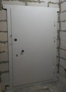 дверь в танзитную камеру