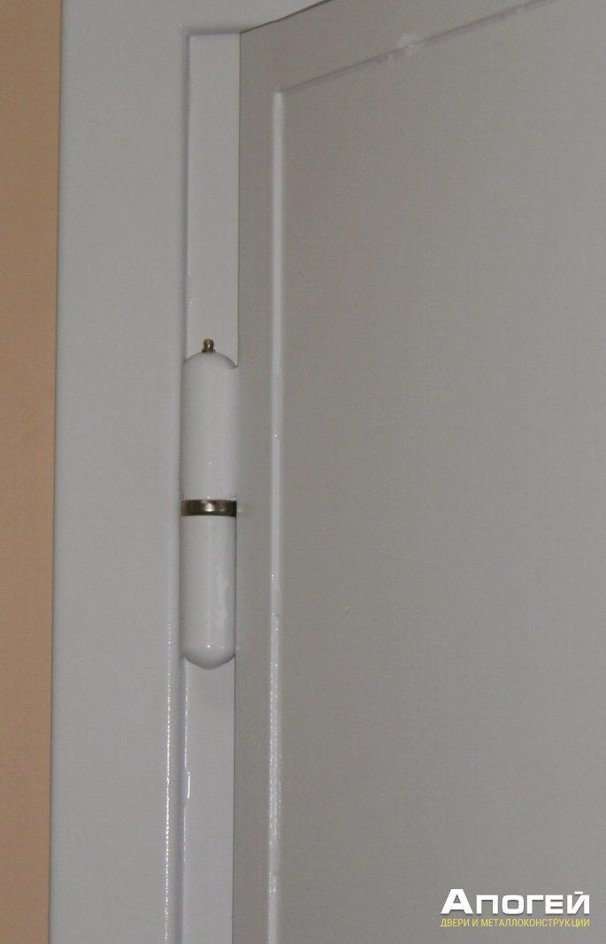 конструкция двери в КХН
