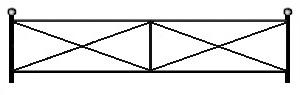 ограждения для площадок