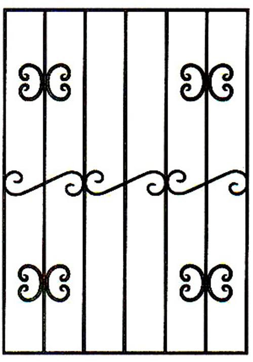 рисунок кованой решетки, чертежи решеток оконных скачать, каталог решеток ковка, решетка дорого фото