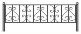 эскизы ограды найти, ограждение на могилу спб, производство оград