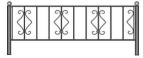 каталог оградок спб ленобласть, ограда , эскизы оград найти