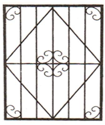 строгая сварная решетка, решетка под ключ спб, решетка от воров дешево, первый этаж решетка чертеж