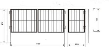 ворота садовые простые, решетчатые ворота фото, каталог сварных ворот, самые дешевые ворота эскизы
