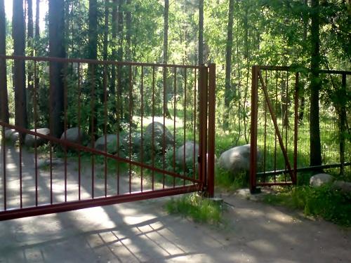 ворота садовые, решетчатые ворота сварные, дешевые ворота, сварка ворот и калиток, темные ворота и заборы для участка